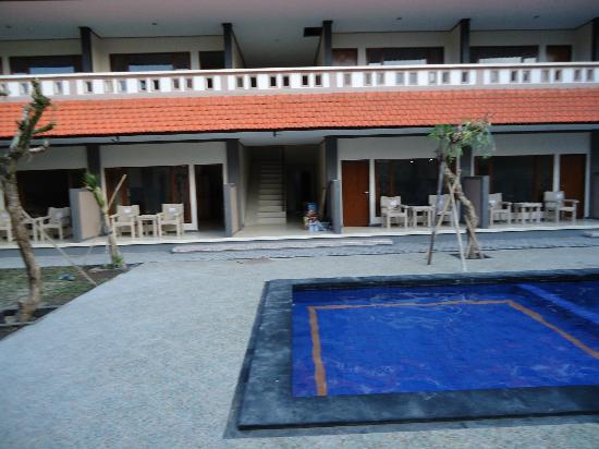 Suriwathi Beach Hotel: The new rooms