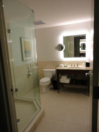 Westin Tampa Bay: Bathroom