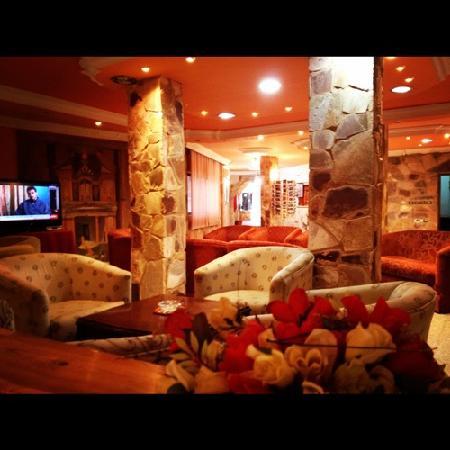 Al Rashid Hotel: Lobby