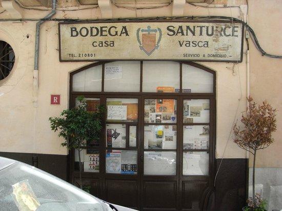 Bodega Santurce : ......nicht soooo leicht zu finden!