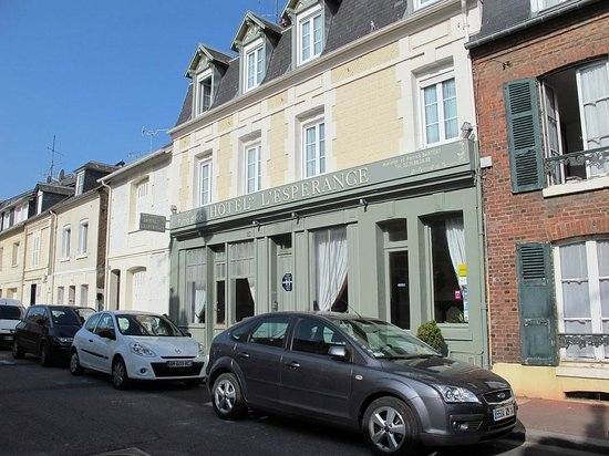 L'esperance Deauville: Hotel Esperance