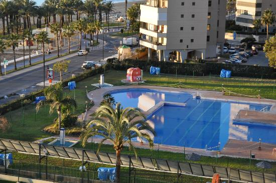 Hotel Sol Principe: Odamızdan Görünüm 2