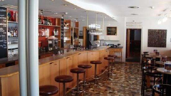 Messmer Hotel am Kornmarkt: Bar