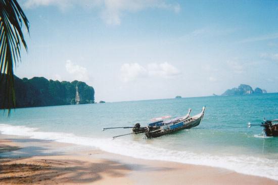 PhraNang Cave Beach: Ao Nang Beach Krabi