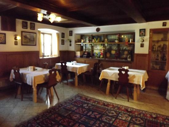 Pension Dedlerhaus: Breakfast area