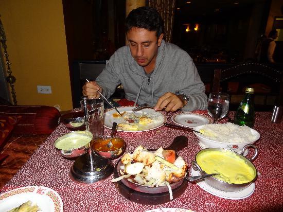 Excelente Ambiente Y Comida Picture Of Indian Garden Restaurant