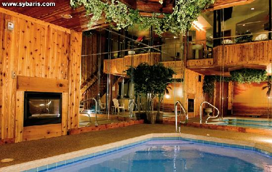 majestic swimming pool suite picture of sybaris downers grove rh tripadvisor com