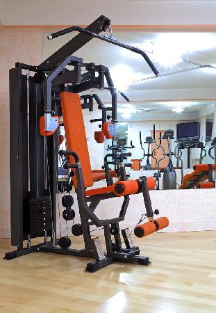 Mercure Milano Regency: Fitness Room
