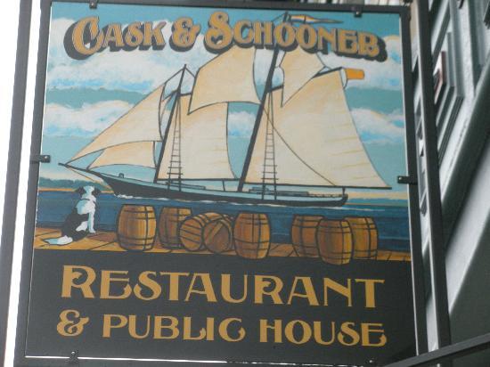 Cask and Schooner Public House & Restaurant: Cask&Schooner