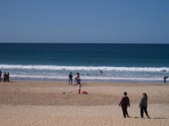 Playa de la Barrosa: ein breiter Sandstrand