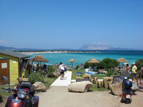 Hotel Costa Caddu: Spiaggia Isuledda