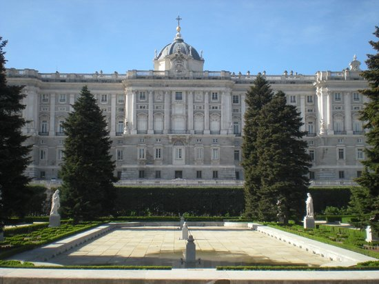 Madrid, Spain: Il Palazzo Reale