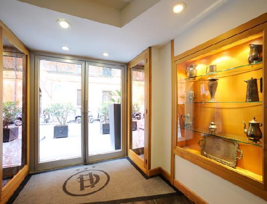 Hotel Caprice: Hall