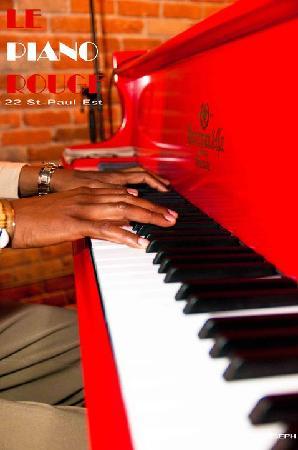 Le Piano Rouge : lpr