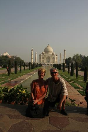 Hotel Sidhartha: at the Taj-wonderful!