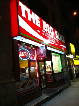 Big Slice: Busy after Dark
