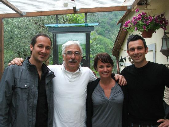 Casa Mazzola B&B: Luigi & Hugo