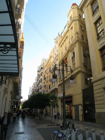 Hotel Europa: Locali nei dintorni