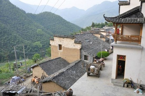 Yi County, Cina: Mukeng Village