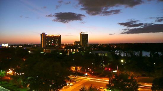 Holiday Inn Orlando – Disney Springs Area: Room 812 Balcony View of Disney