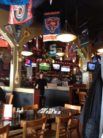 Buckley's On Queen Anne: mid day on a Thursday