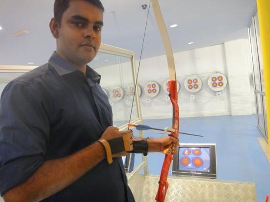 Suria Sabah : star archery