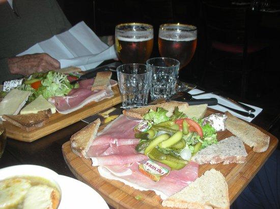 L'Ecritoire : Wonderful French bistro lunch!