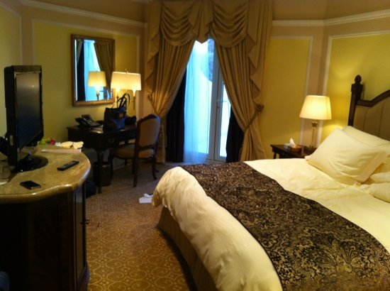 Salmiyah, Kuwejt: standard room