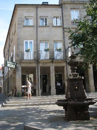hotel Ruas in Pontevedra