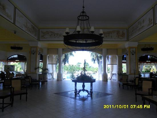 Paradisus Princesa del Mar Resort & Spa: Near the reception