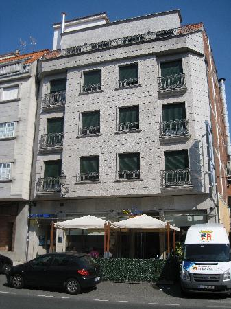 Caldas de Reis, สเปน: hotel O Cruceiro