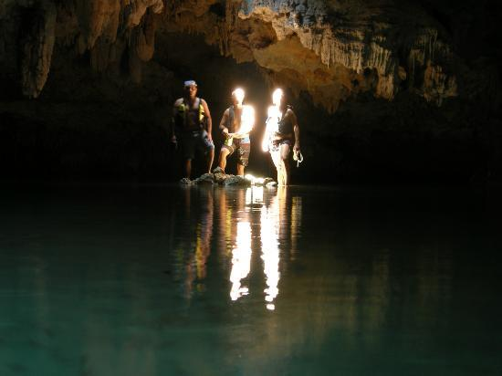 LabnaHa Cenotes & Eco Park: en el Cenote