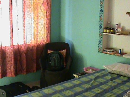 Hotel Hanuman Ghat: My room