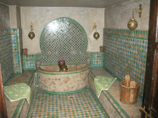 Riad Ibn Battouta: Hammam
