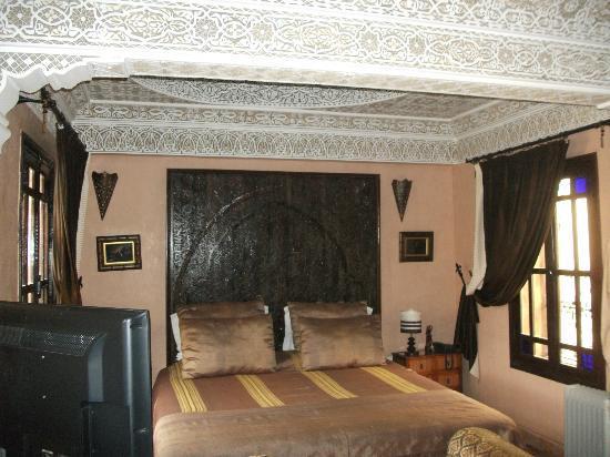 Riad Ibn Battouta: Suite Iwlatan