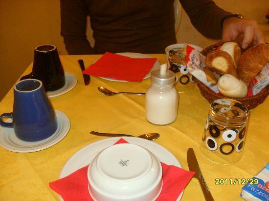 Residenza Ca' San Marco: colazione
