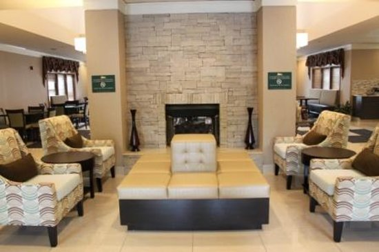 Homewood Suites by Hilton Chicago Schaumburg : Lobby