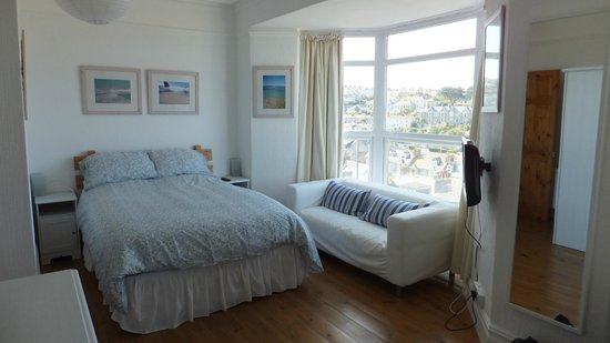Harbour View: Our beautiful and clean Room