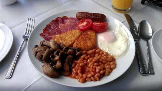 Harbour View: Full English Breakfast