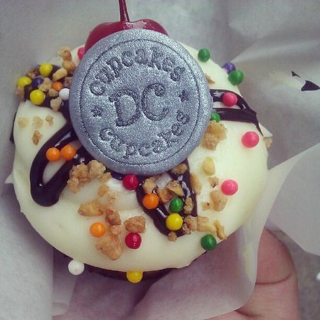 Photo of Restaurant Georgetown Cupcake at 111 Mercer St, New York, NY 10012, United States