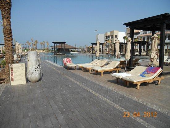 Hotel Riu Palace Tikida Agadir: Pool