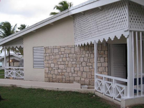 Garden Bungalow - veranda
