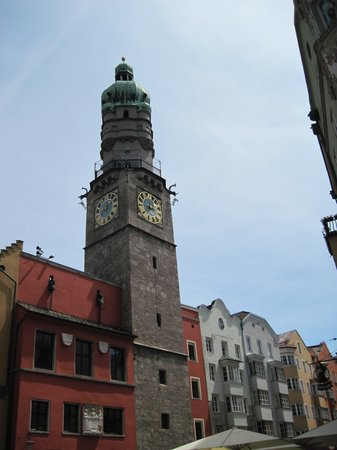 ‪Town Tower (Stadtturm)‬