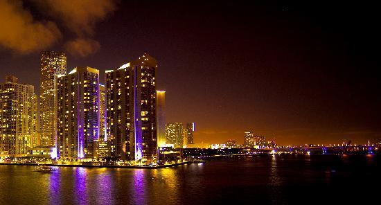 Майами, Флорида: Biscayne Bay