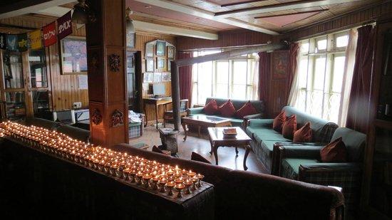 Dekeling Hotel: Lounge area