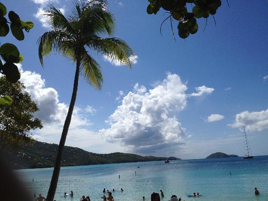 Emerald Beach Resort Magens Bay St Thomas