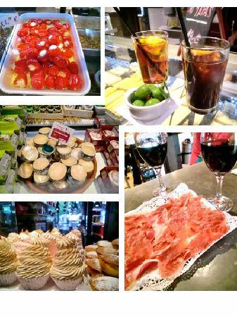 Madrid Cool and Cultural : San Miguel Market