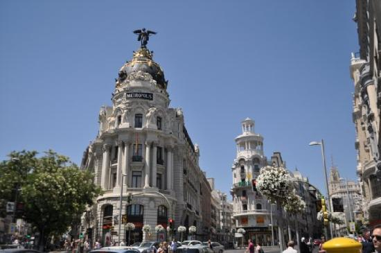 Madrid Cool and Cultural : Gran Via