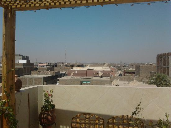 LuxorLife Apartments: the city off luxor high above