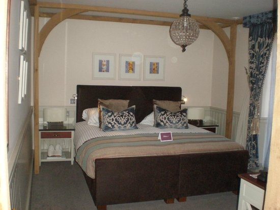 The Farmhouse Hotel: Lovely room.